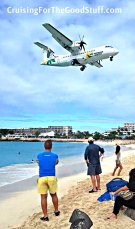 Maho Beach, Saint Marteen